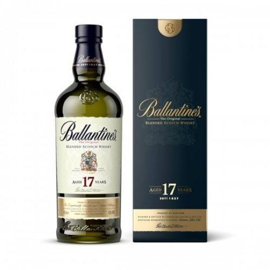 Rượu Ballantine 17 năm