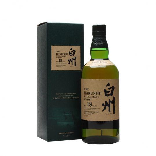 Rượu hakushu 18 Nhật Bản