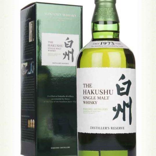 Rượu Hakushu sigle malt Nhật Bản