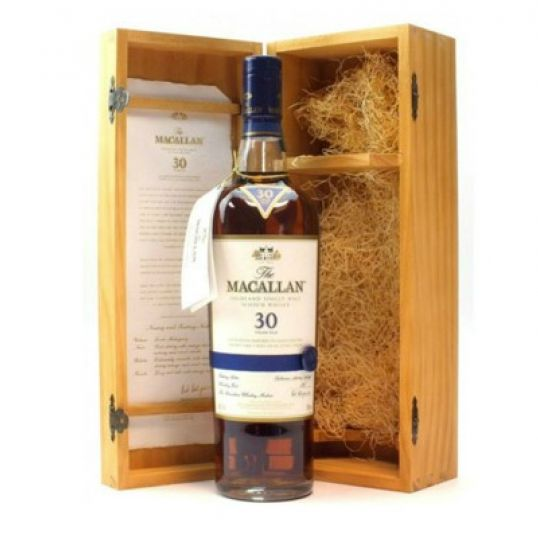 Rượu Macallan 30 Fine Oak