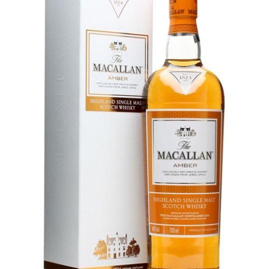 Rượu Macallan amber