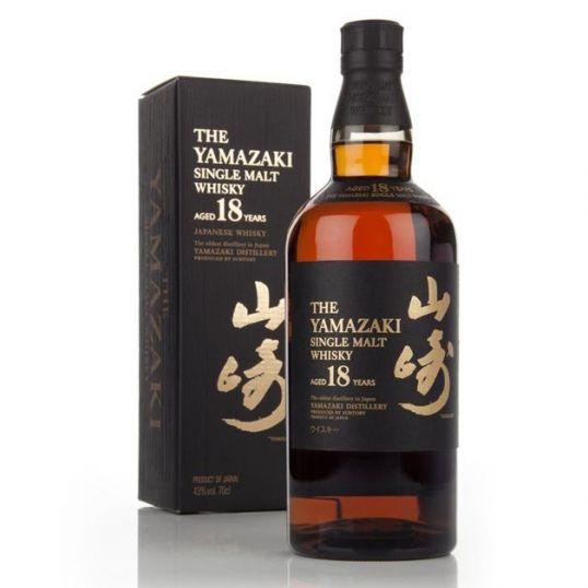 Rượu Yamazaki 18 Year